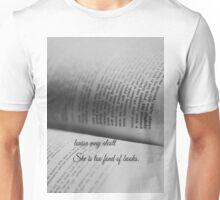 Louisa May Alcott Books Unisex T-Shirt