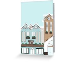 A Little Hotel Boutique Greeting Card
