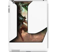 League of Legends - L - Riven iPad Case/Skin
