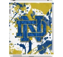 Notre Dame iPad Case/Skin