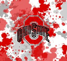 Go Buckeyes! by Lindsey Reese