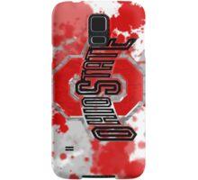Go Buckeyes! Samsung Galaxy Case/Skin