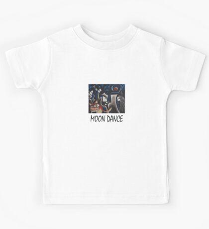Moon Dance T-Shirt Kids Tee