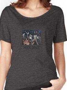 Moon Dance T-Shirt Women's Relaxed Fit T-Shirt