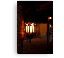 Arabian lantern Canvas Print