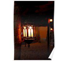 Arabian lantern Poster