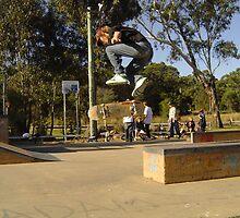 Daniel - Kickflip by reflector