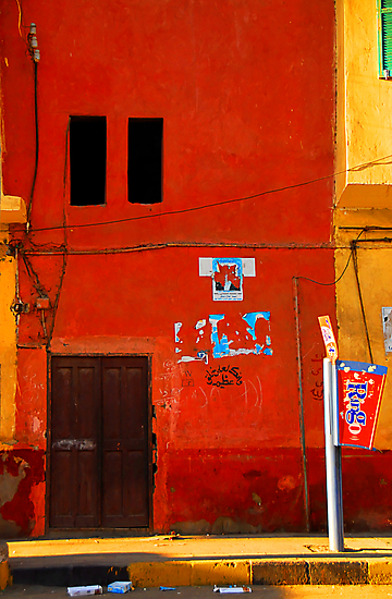 Street in Cairo, Egypt by Shannon Benson