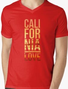 California love  Mens V-Neck T-Shirt