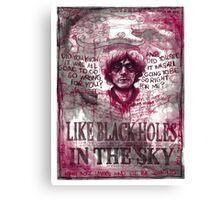 """Syd Barrett - """"Poles Apart"""" Canvas Print"""