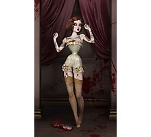 Twisted Dolls: The Butcher´s Bride Photographic Print