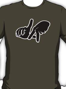 LA Hands white T-Shirt