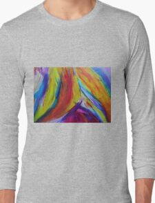 """Velocity No.1"" original artwork by Laura Tozer Long Sleeve T-Shirt"