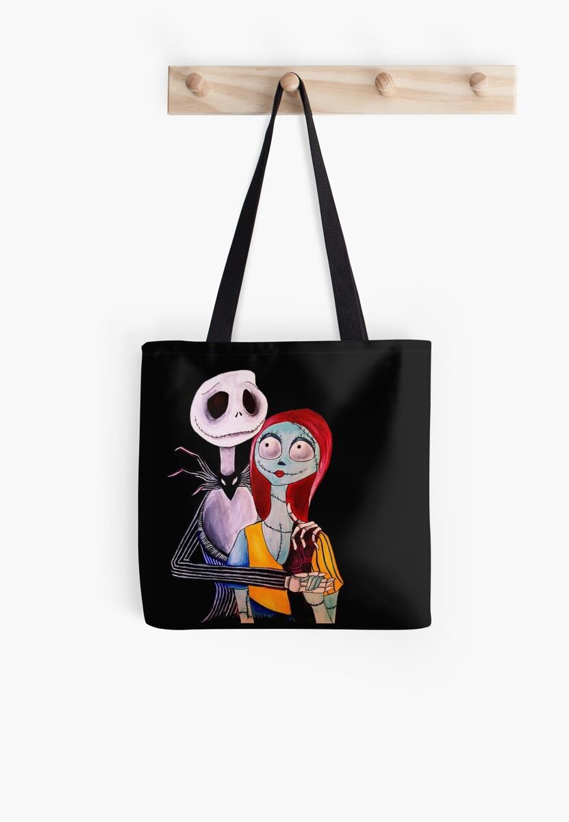Jack and Sally by BewareMySpooks