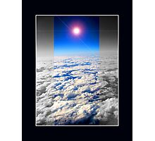 earth above Photographic Print