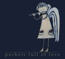 pockets full of Love 1 T-Shirt Kids Tee