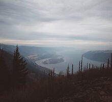 Sand Island, Columbia River by tonyell
