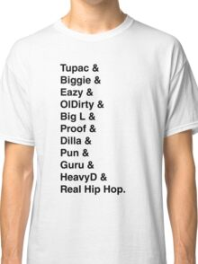 Best rappers Classic T-Shirt