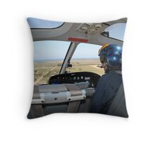 Fire Bird 322 Throw Pillow