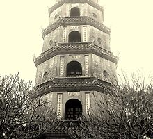 The Lady's Pagoda by Valerius