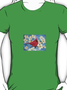 A Cardinal Spring T-Shirt