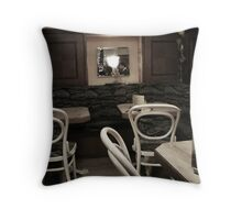 Variable Canvas Throw Pillow