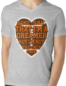 Browns Fan Mens V-Neck T-Shirt