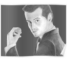 BBC Sherlock Jim Moriarty  Poster