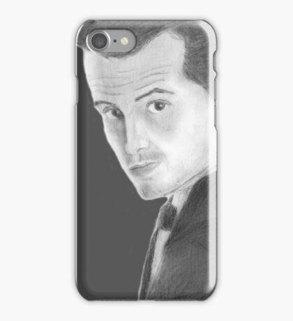 BBC Sherlock Jim Moriarty  iPhone Case/Skin
