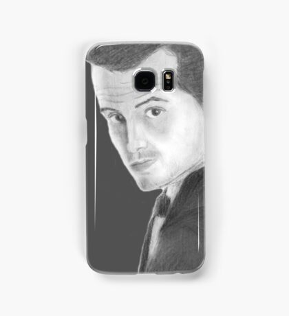 BBC Sherlock Jim Moriarty  Samsung Galaxy Case/Skin