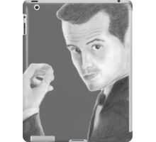 BBC Sherlock Jim Moriarty  iPad Case/Skin
