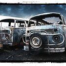 Burn Out by Tony Lomas