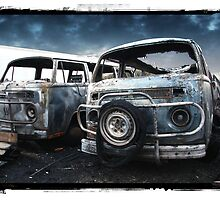 Burn Out by Tony Lomas