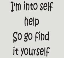 self help by Paul Buckley