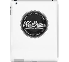 WestSiders iPad Case/Skin