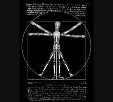 Vitruvian Man a mannequin under x-ray  Unisex T-Shirt