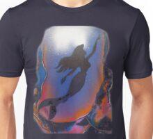 Mermaid reaching Surface Unisex T-Shirt