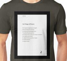 On Wings of Prayer Unisex T-Shirt