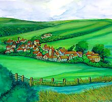 GREEN MEADOWS by Joyce Sivapatham