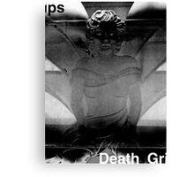 Death grips jenny Canvas Print