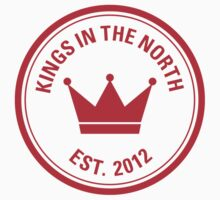 The Kings in the North Range Kids Clothes