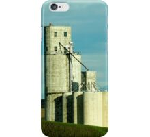 Grain Silo iPhone Case/Skin
