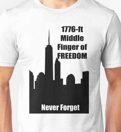 Freedom Tower Unisex T-Shirt