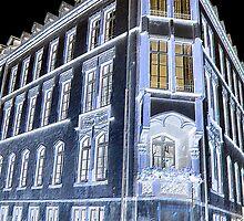 Building by Efi Keren