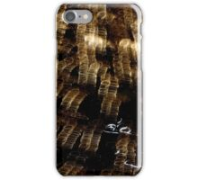 spiral sparks iPhone Case/Skin