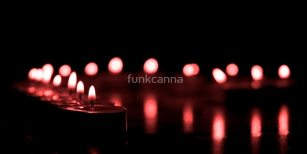 Candles by funkcanna