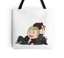 Deaded Duo Tote Bag