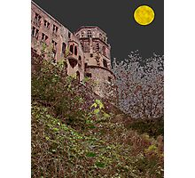 Castle on the hill Photographic Print