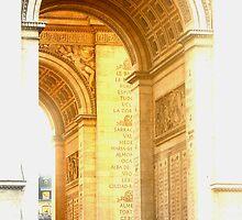 Arc de Triomphe by mkl .
