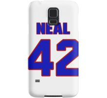 National football player Lorenzo Neal jersey 42 Samsung Galaxy Case/Skin